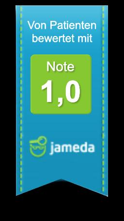 Jameda logo Maryam Taleh